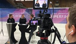 Superfinal Captains Talk mit UHC Uster LIVE